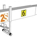 ponte embarque - 2S